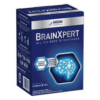 BrainXpert packshot