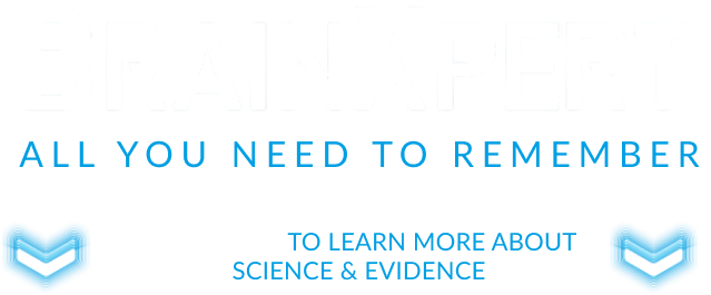 Banner advertising 'BrainXpert