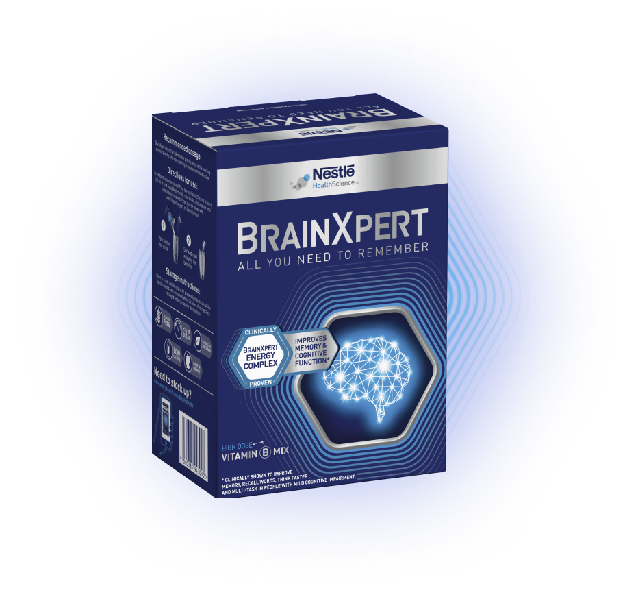 Box featuring BrainXpert